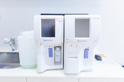 血球測定装置 CRP測定装置